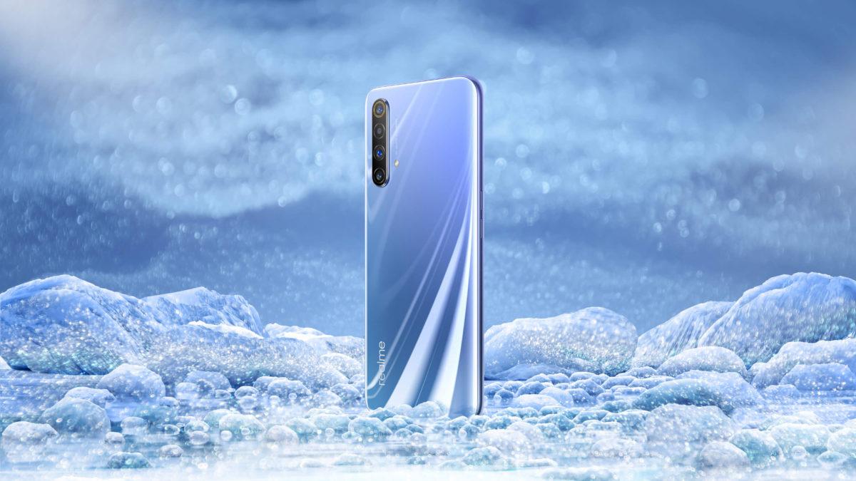 Realme X50 Pro будет с быстрой зарядкой SuperDart на 65 Вт