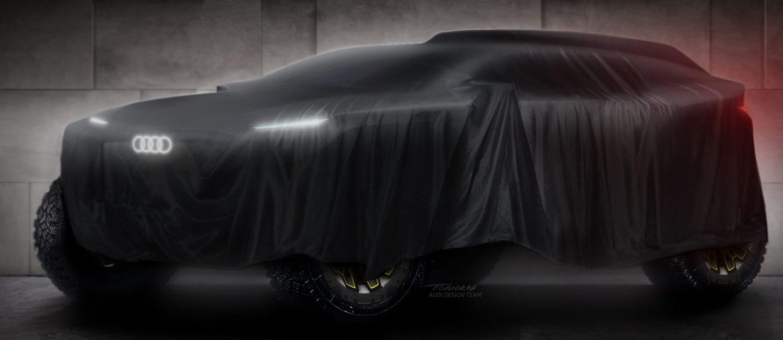 Audi выставит на ралли «Дакар» 2022 года электромобиль