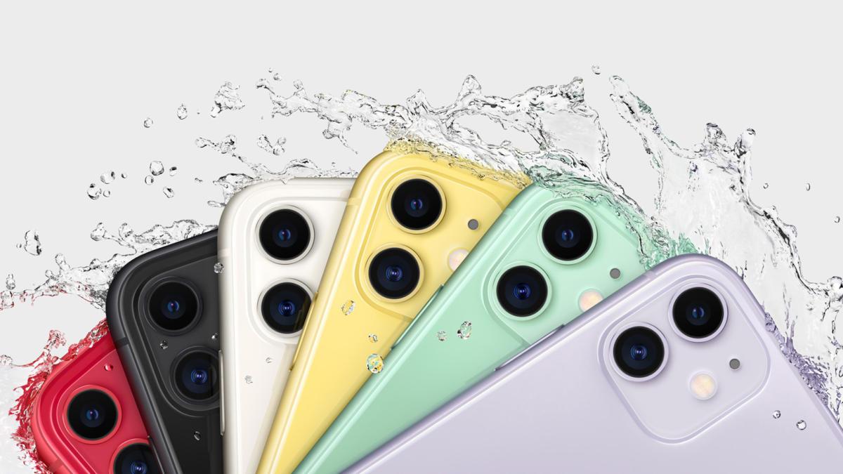 Apple оштрафовали на 10 млн евро за водонепроницаемость iPhone