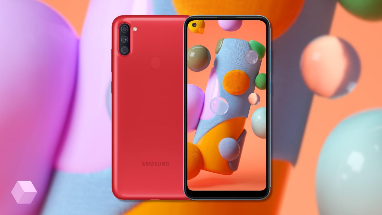 Смартфоны Samsung Galaxy A12