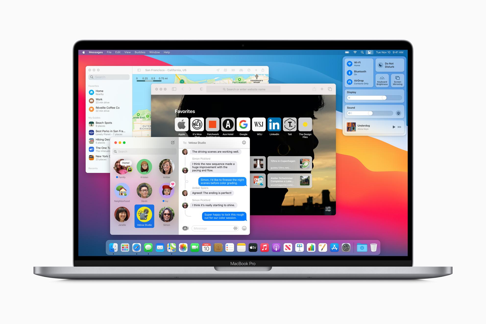 Apple выпустила новую ОС. Самое значительное обновление дизайна с момента выхода Mac OS X