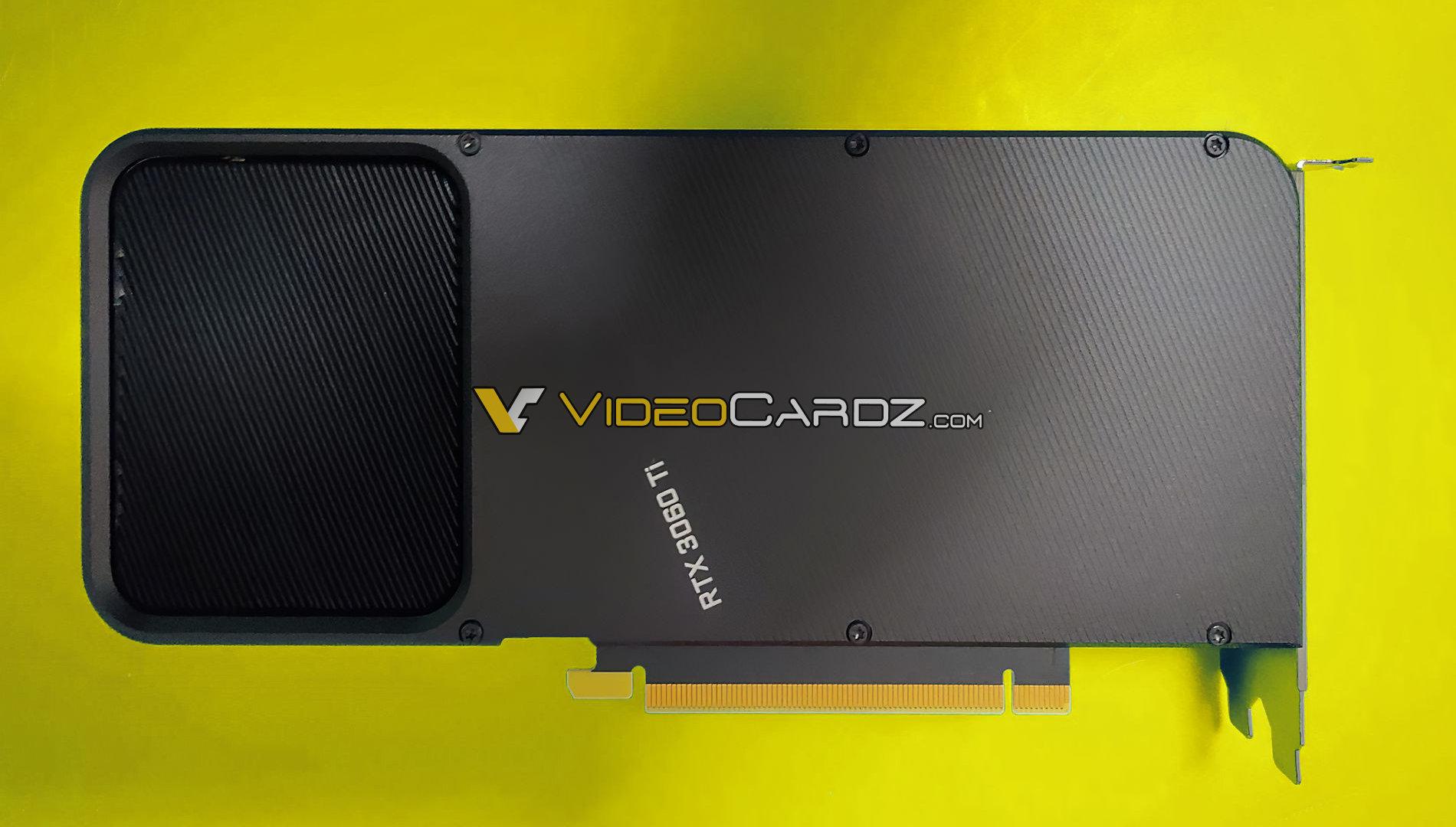 Стала известна производительность NVIDIA GeForce RTX 3060 Ti в синтетических тестах