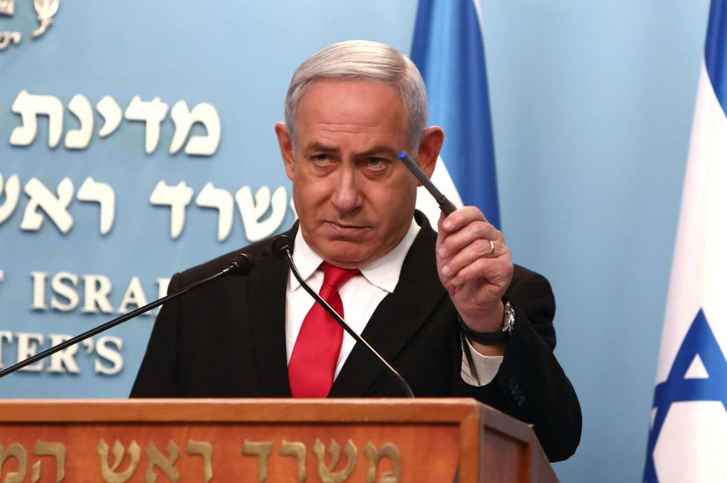 И.О. премьер-министра Израиля сдал тест накоронавирус
