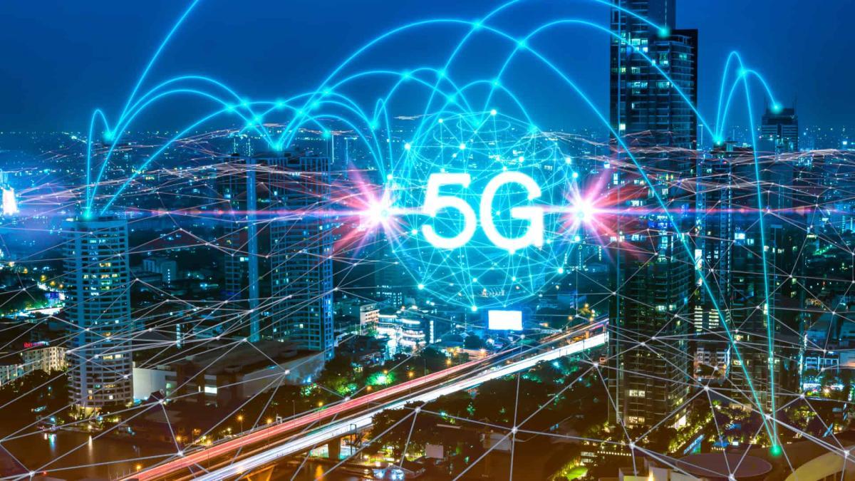 Китай снова первый. Сети 5G запущены в 34 странах, более 50% базовых  станций установлено в