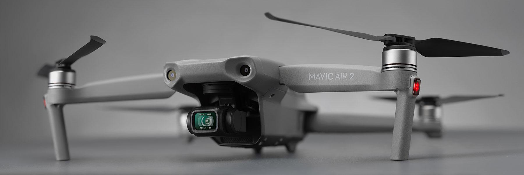 DJI представила складной дрон Mavic Air 2