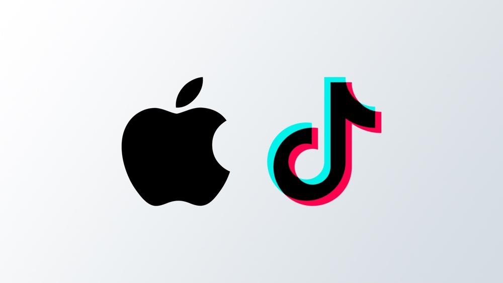 Apple теперь в TikTok