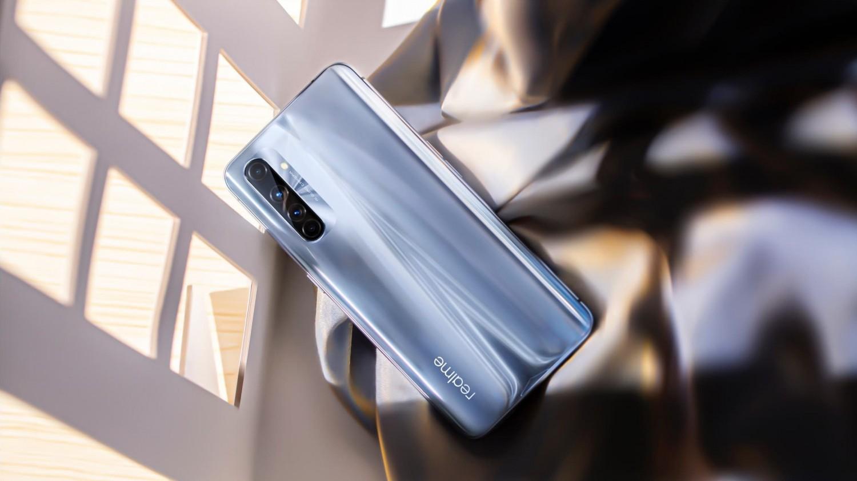 Смартфон Realme X50 Pro Player Edition с графитовым охлаждение поступает в продажу в Китае