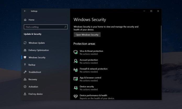 Система безопасности Windows блокирует установку новой версии Windows 10