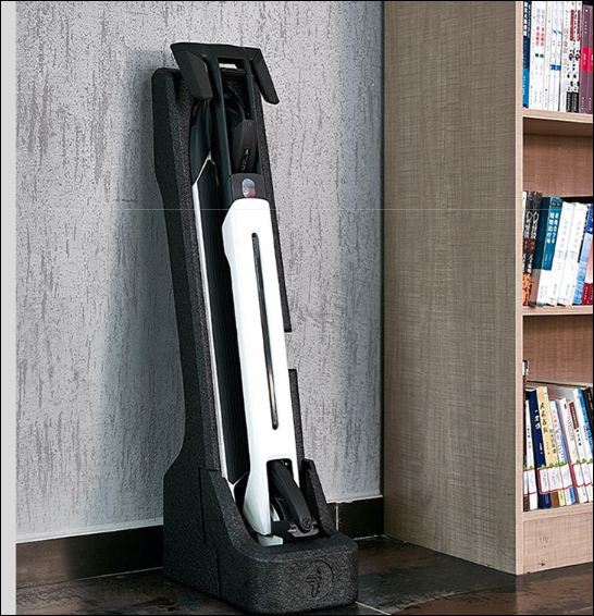 Представлен футуристический электросамокат Ninebot Electric Scooter Air T15