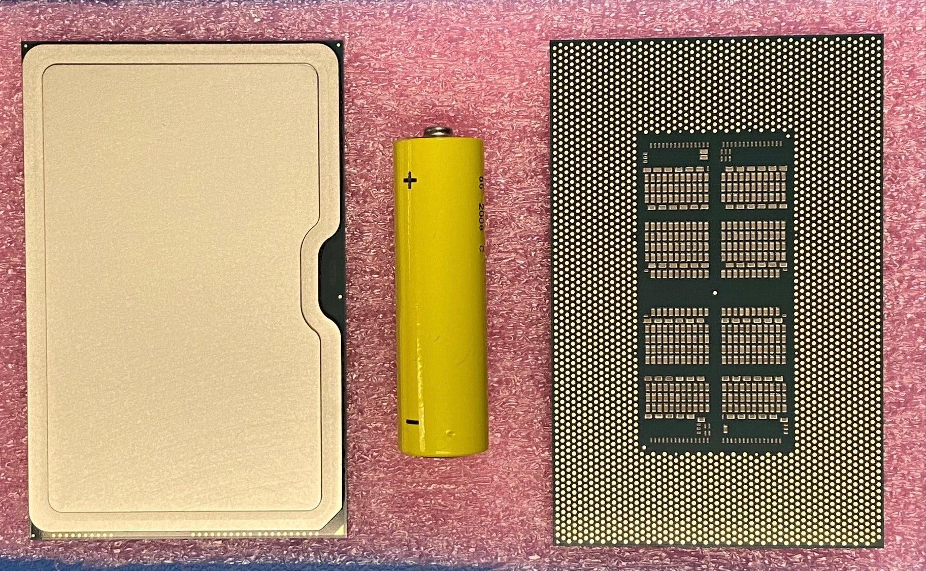 «Отец всех чипов». Стало понятно, что представляет из себя гигантский процессор Intel