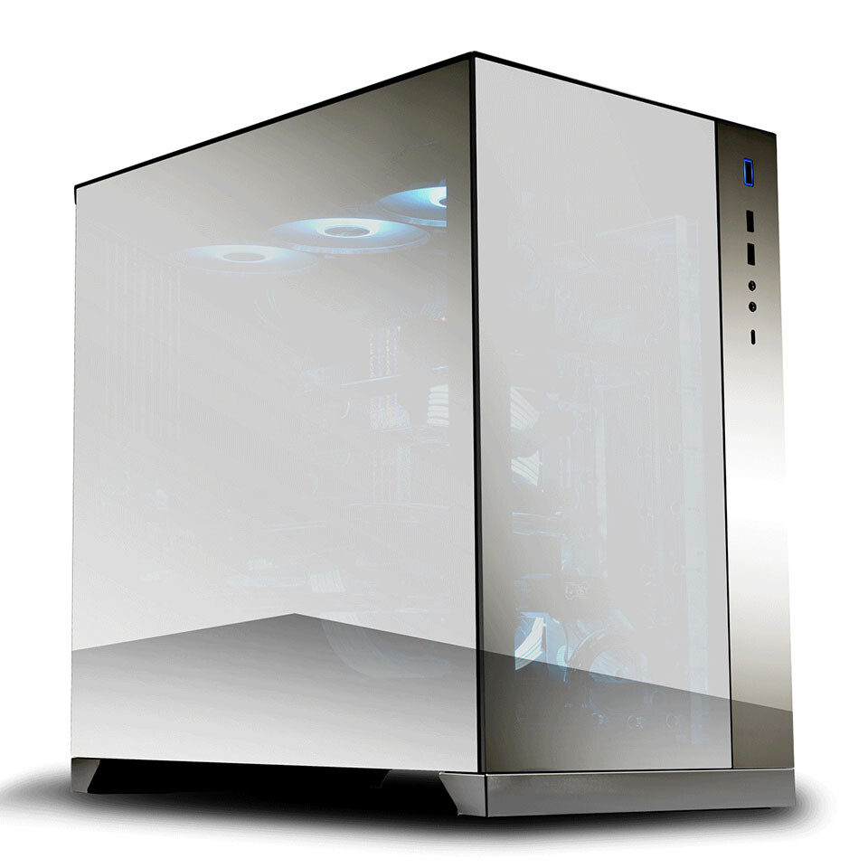 Корпусов Lian Li O11 Dynamic Space Gray Special Edition выпущено 2000 штук