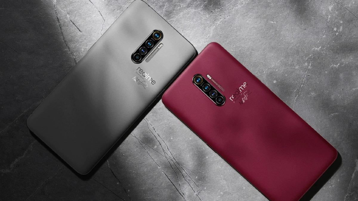 Новый телефон Realme получит сразу два аккумулятора по 2250 мА•ч
