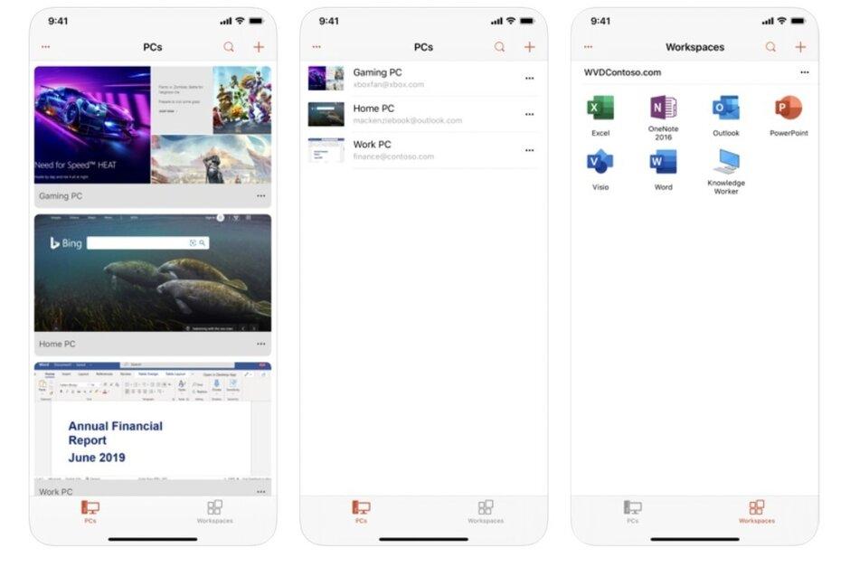 Удалённый доступ к Windows с помощью iPhone и iPad стал заметно удобнее. Появилась поддержка мышей, трекпадов и многое другое