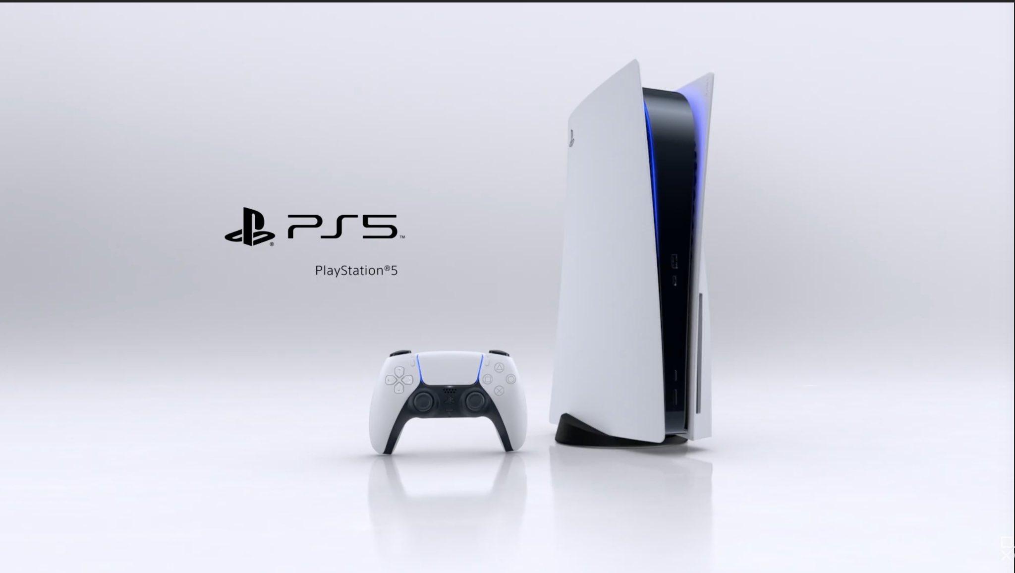 Вот она — PlayStation 5! Sony наконец-то показала свою консоль, и ...