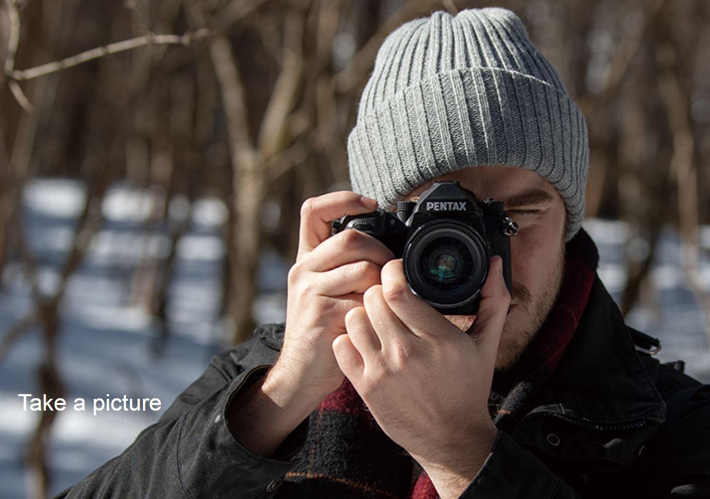 работа с зеркальной фотокамерой на морозе годы театральной биографии
