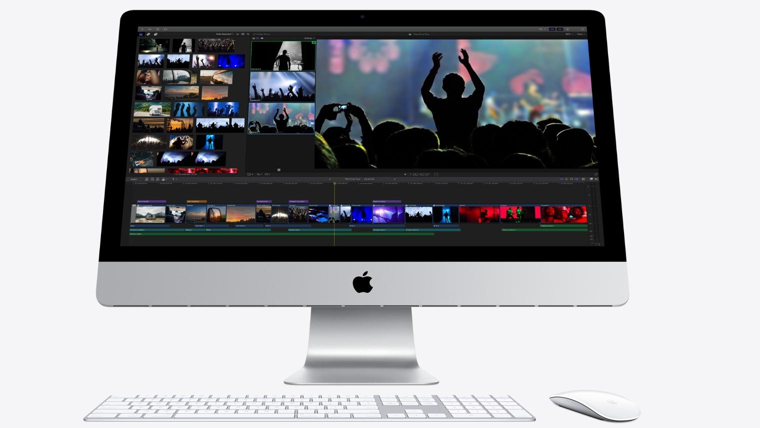 Новый Apple iMac получил 10-ядерный CPU и нанотекстурное покрытие экрана за 500 долларов