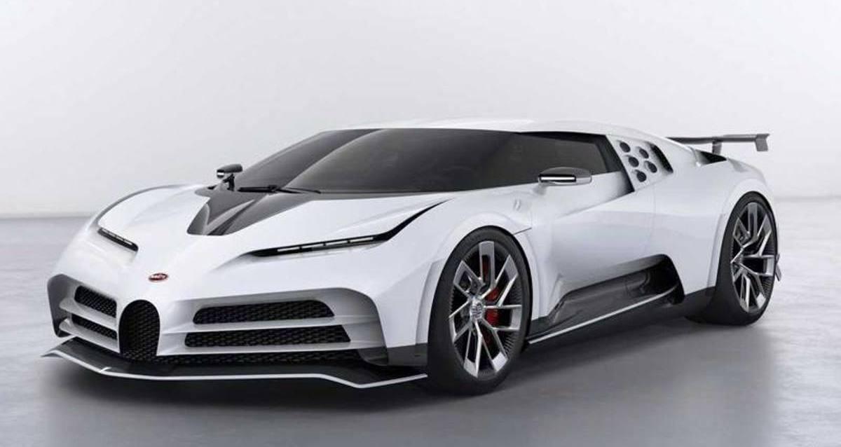 Volkswagen хочет продать Bugatti. Покупателем выступит компания Rimac
