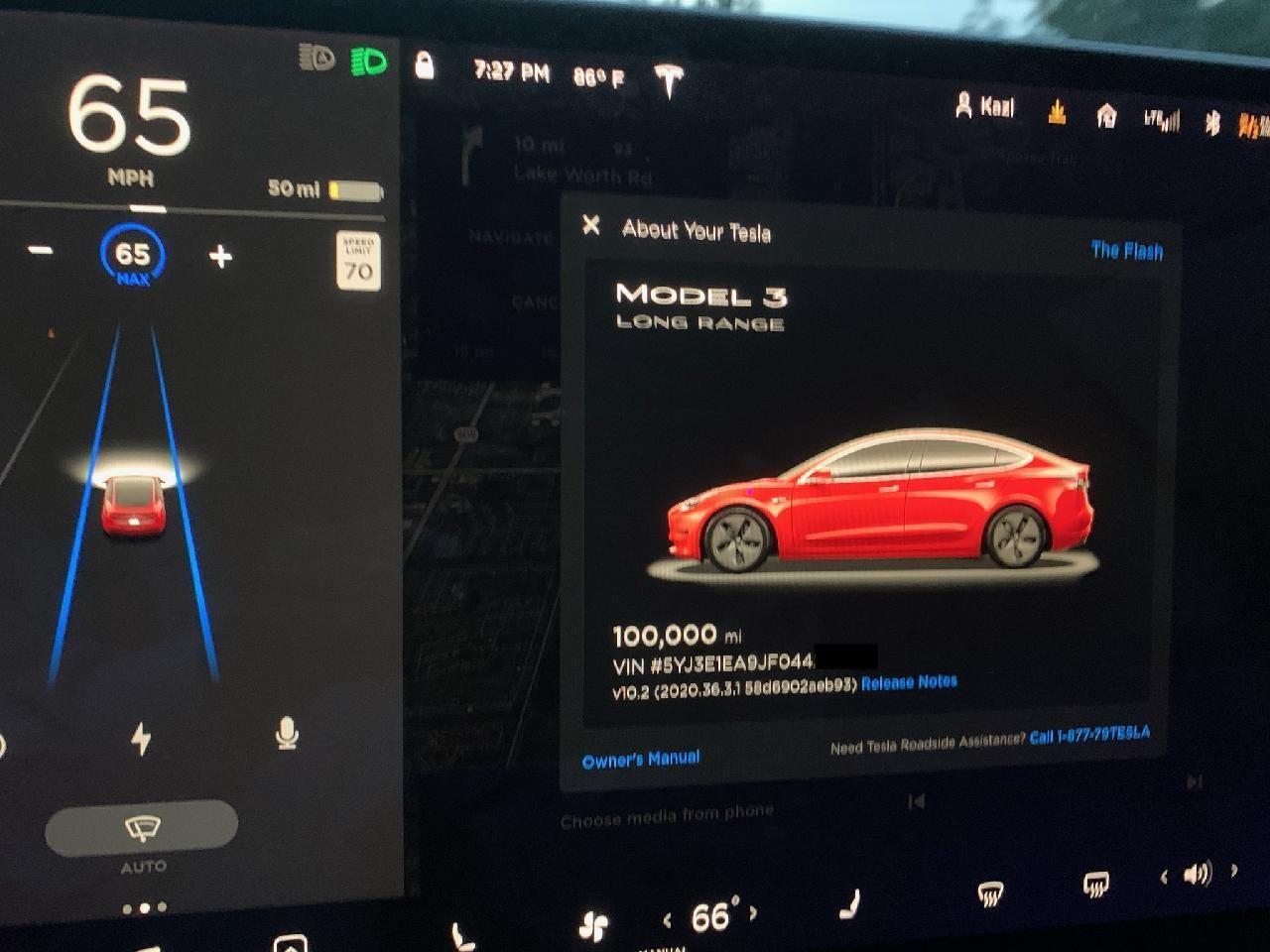 160000 км на Tesla Model 3. Расходы на электричество и обслуживание за все время — всего $4732