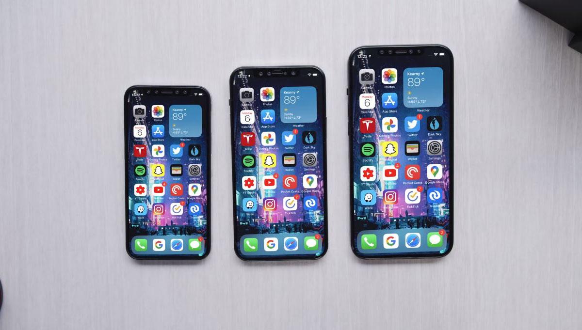 Включённый iPhone 12 в живом видеоролике вызывает вопросы