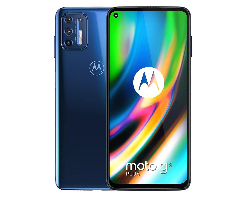 Американский» смартфон с большим аккумулятором и быстрой зарядкой. Motorola Moto G9 Plus оценён в 300