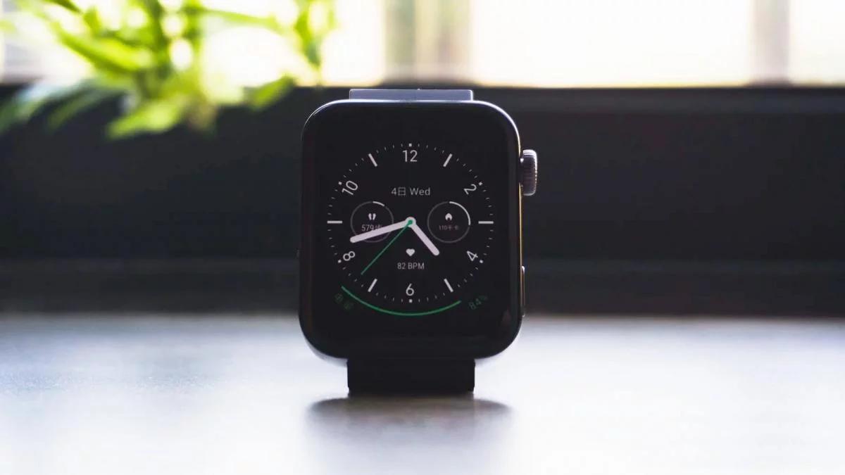Первые умные часы Redmi выходят в октябре