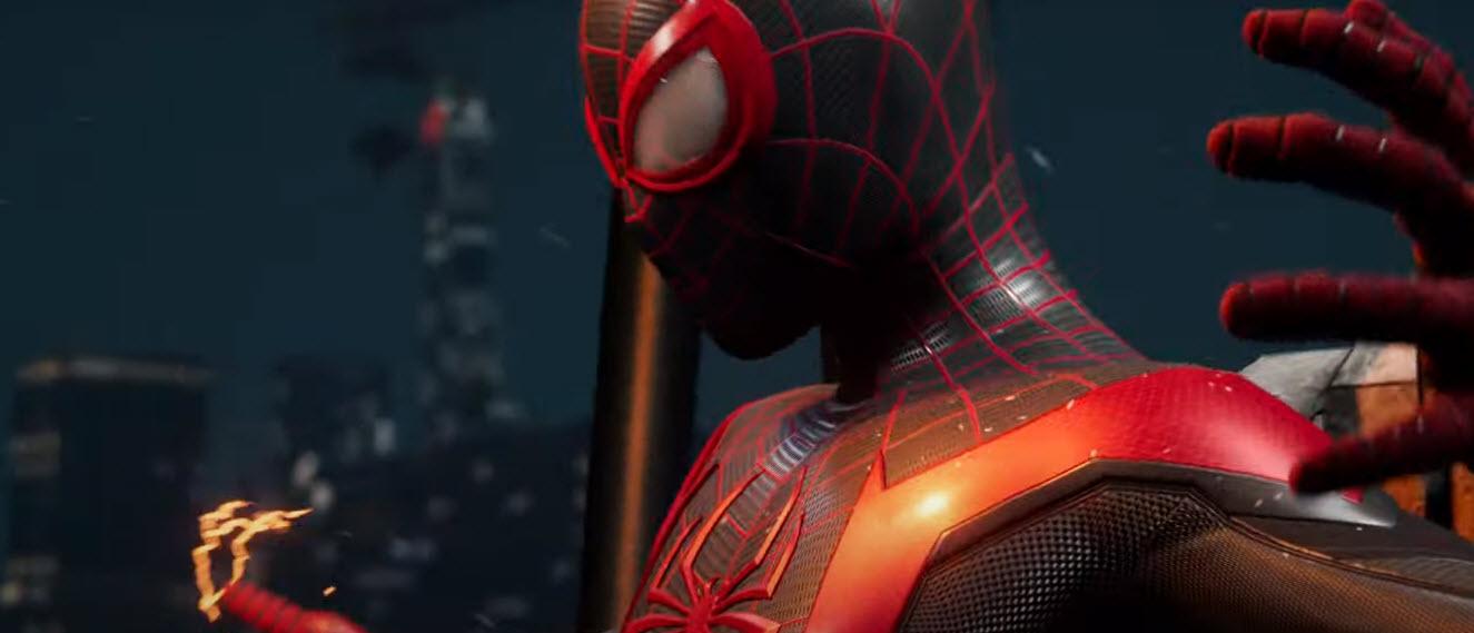 PlayStation 5 потеряла сразу несколько эксклюзивов ради PlayStation 4.  Демонстрация Spider-Man: Miles Morales