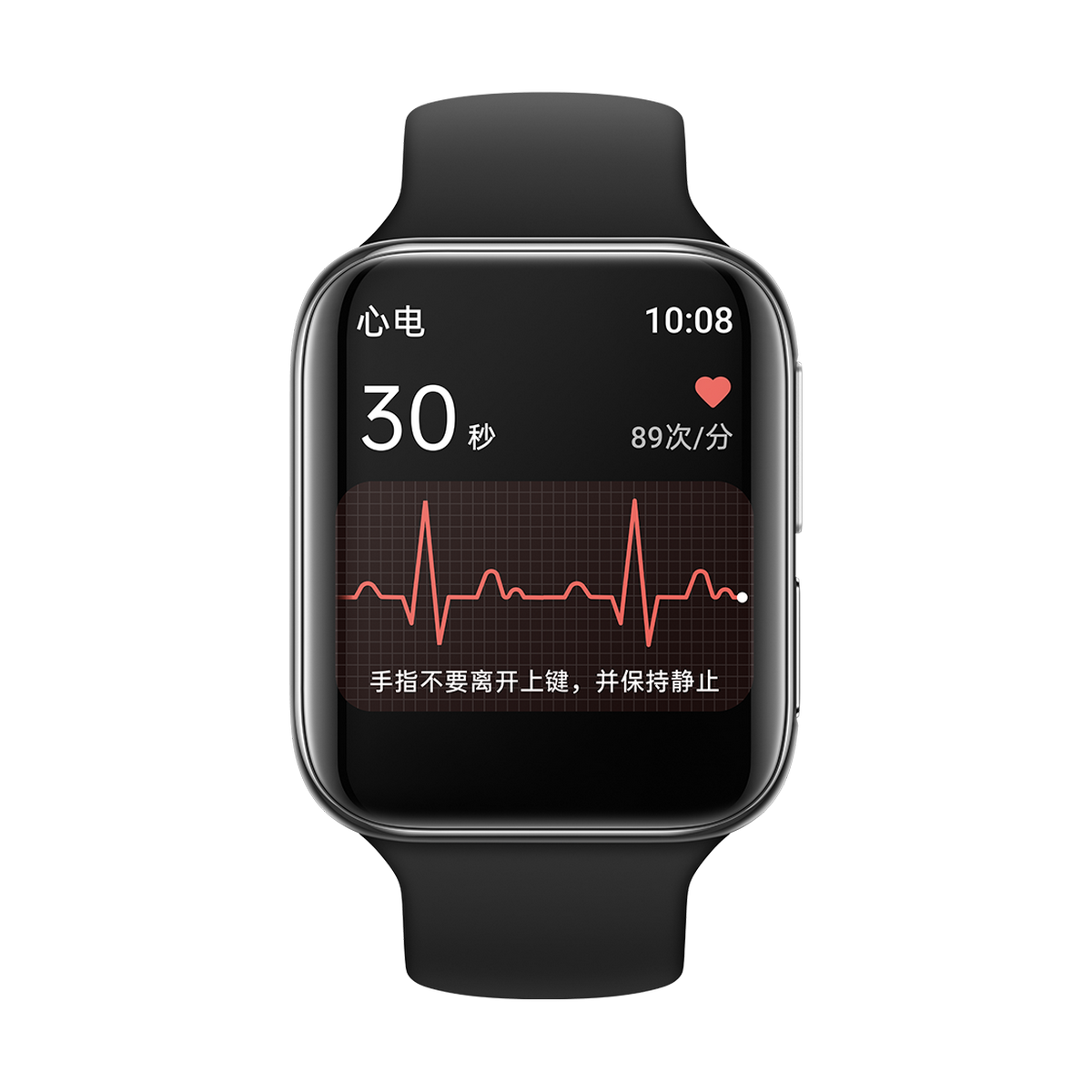 Представлены умные часы Oppo Watch ECG Edition