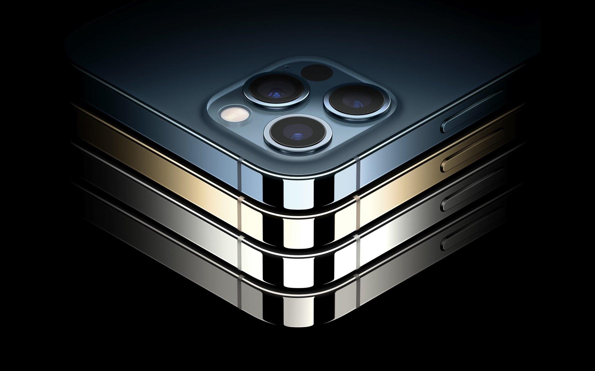 Представлены iPhone 12 Pro и iPhone 12 Pro Max
