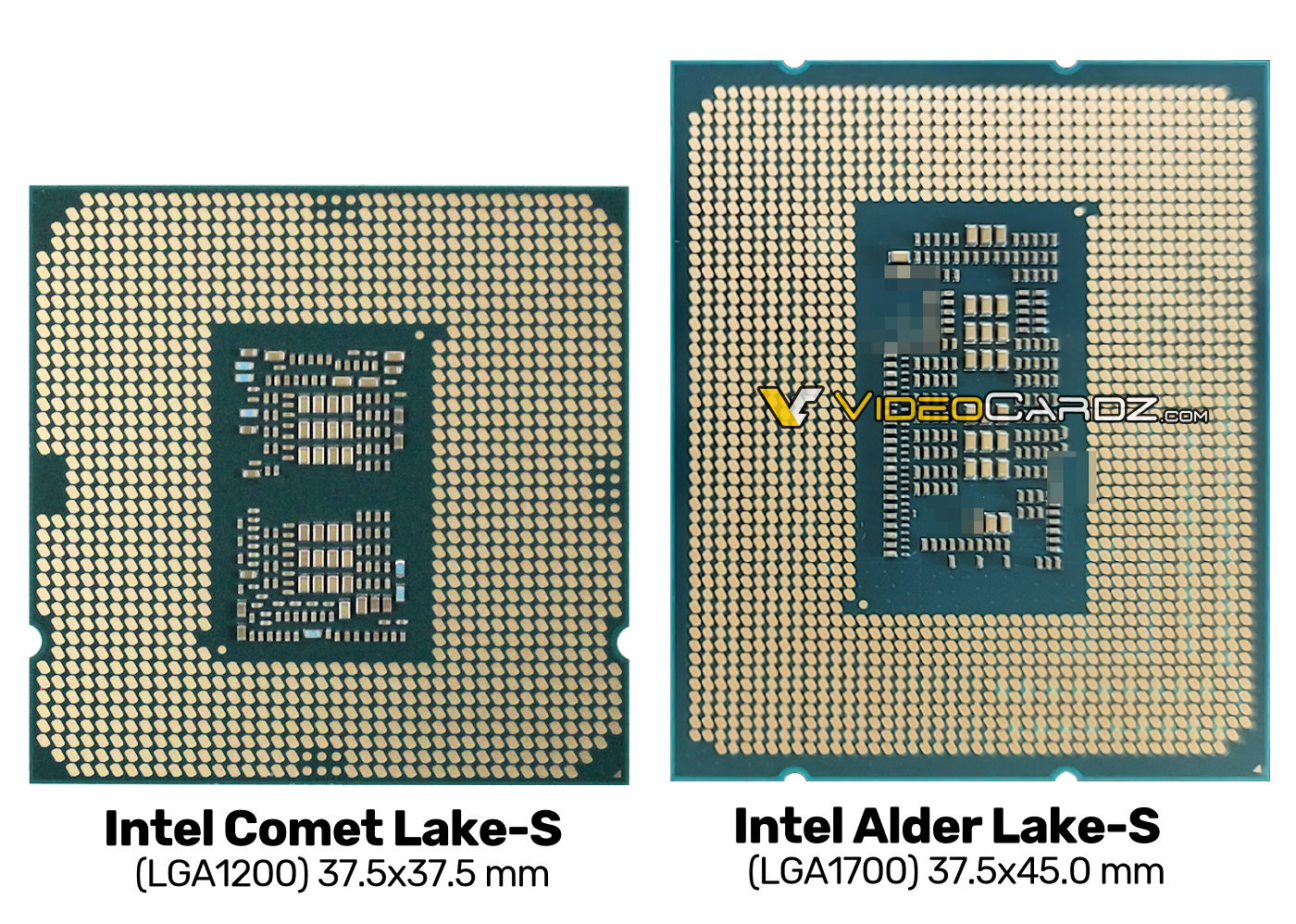 Intel: Alder Lake будут допущены к производству во второй половине 2021 года