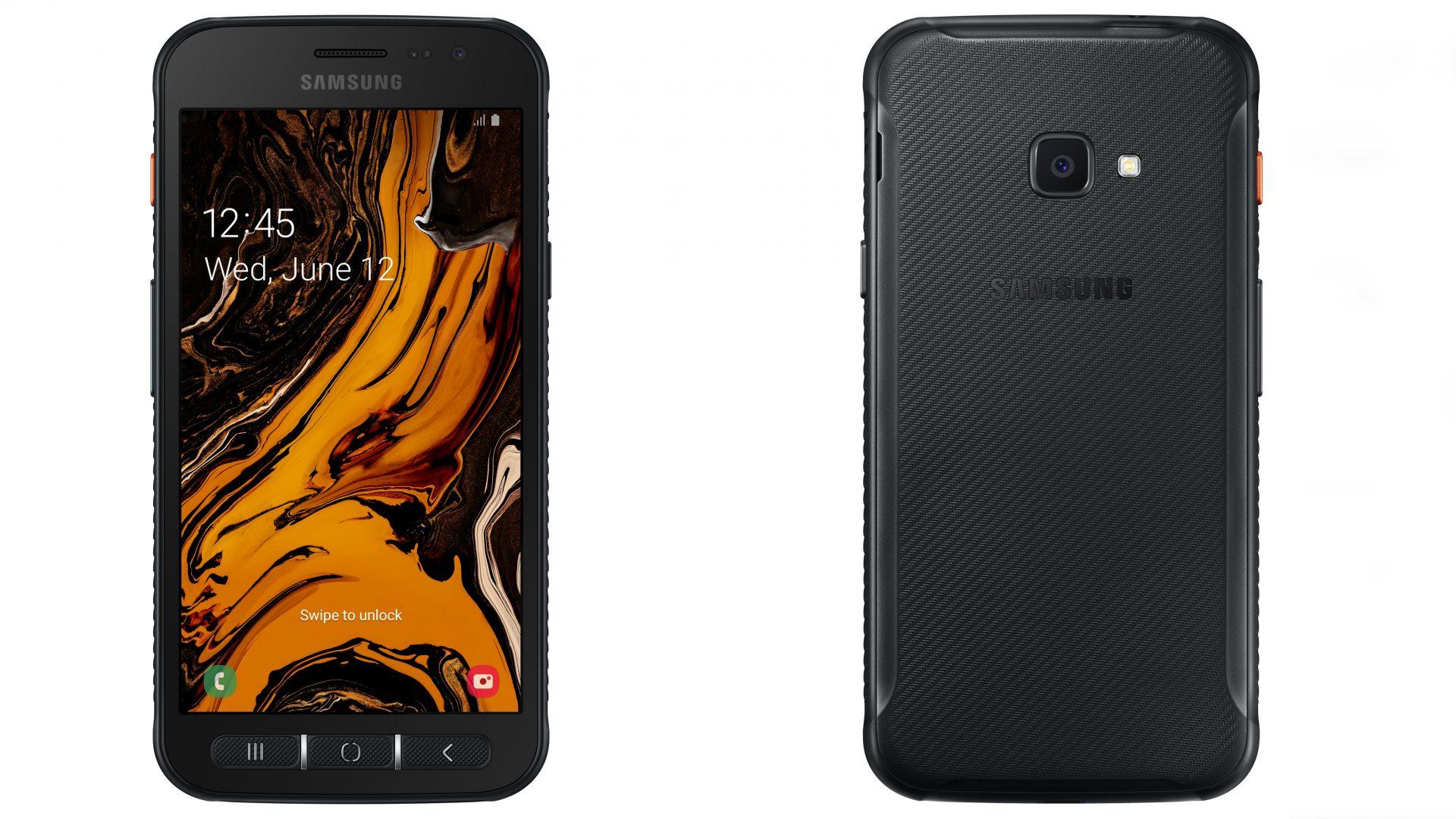 Новый защищённый смартфон Samsung оснащён Exynos 850 и Android 11