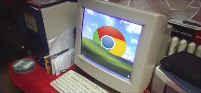 С этого марта миллионы старых ПК останутся без нового браузера Chrome.