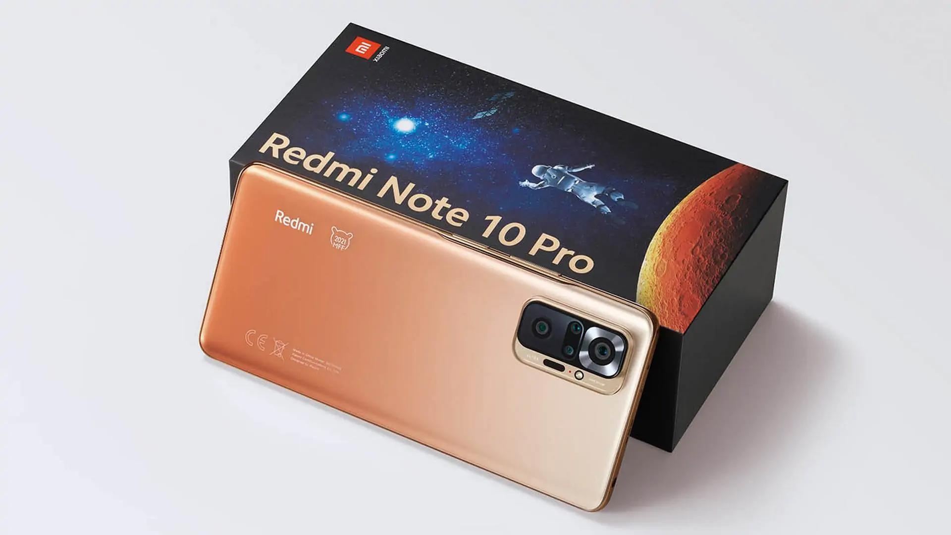 Xiaomi принесла Redmi Note 10 Pro в России новые возможности интерфейса