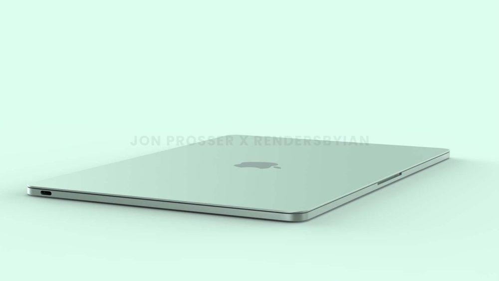 Так выглядит MacBook Air на SoC Apple M2. Опубликованы ...