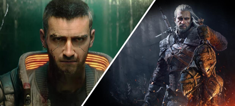 Cyberpunk 2077 и серии The Witcher сильно подешевели в Steam