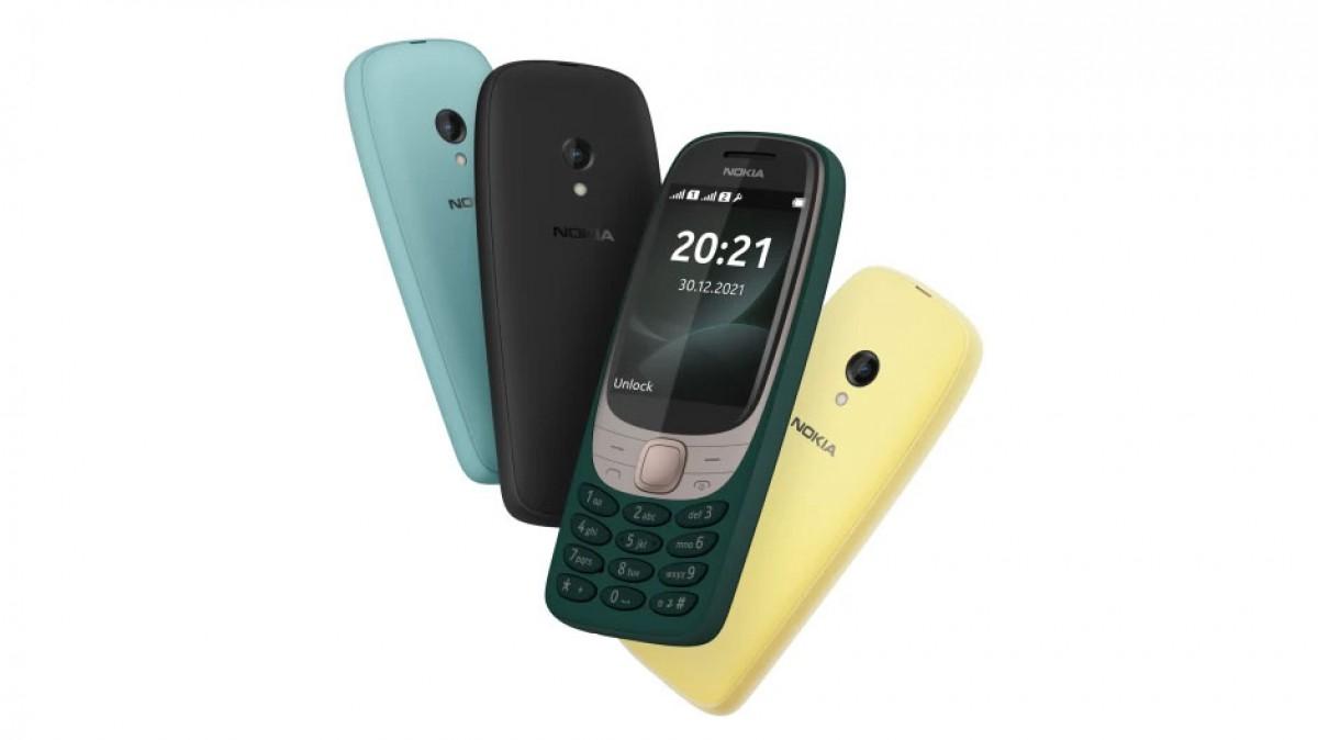 Nokia 6310 вернули спустя 20 лет: представлена обновлённая модель