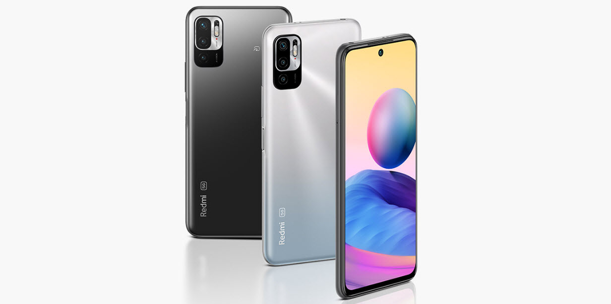 Представлен Redmi Note 10 JE — первый водонепроницаемый смартфон компании. NFC тоже есть