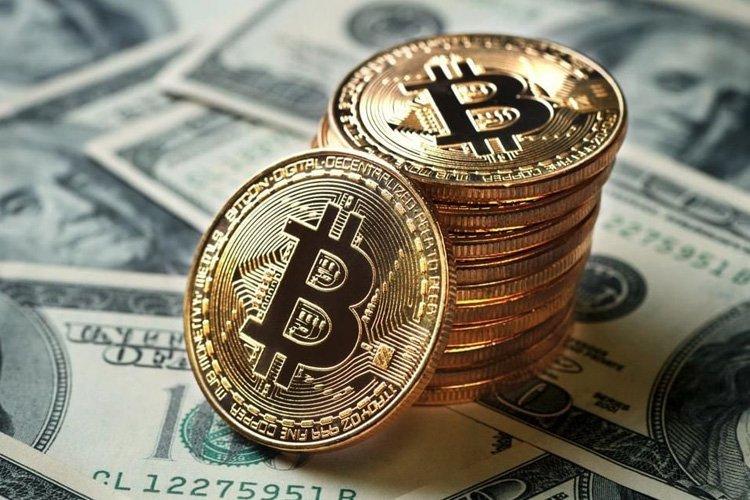 Bitcoin (BTC) e Dollaro statunitense (USD) calcolatore di conversione di tasso di cambio di valuta