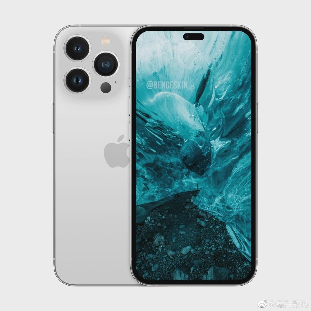 Первое большое изменение дизайна iPhone за пять лет: iPhone 14 без чёлки получит экран LG - iXBT.com