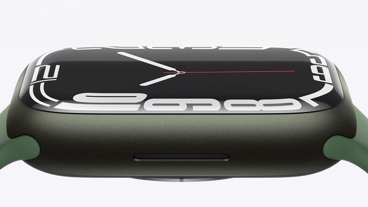 Первые покупатели Apple Watch Series 7 жалуются на пропадающие значки приложений