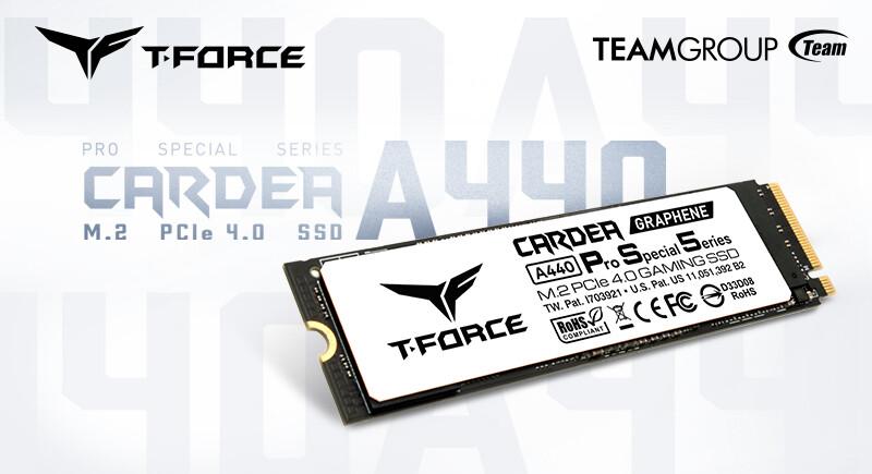 Твердотельный накопитель T-Force Cardea A440 Pro Special Series позиционируется как SSD для консоли Sony PlayStation 5
