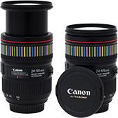 Стандартный зум-объектив Canon EF 24-105mm f/4L IS II USM с постоянной светосилой и мощным оптическим стабилизатором