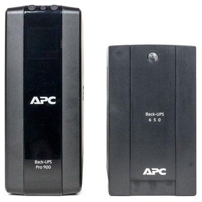 Интерактивный ИБП BR900GI и резервный BC650I-RSX фирмы APC by Schneider Electric: недорогие решения для компьютеров и периферийных устройств