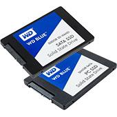Твердотельный накопитель WD Blue с памятью 3D NAND TLC: тестируем обновленную модификацию емкостью 500 ГБ