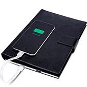 Портативные аккумуляторы Gmini с расширенным набором функций: фонарик, колонка, плеер, ежедневник