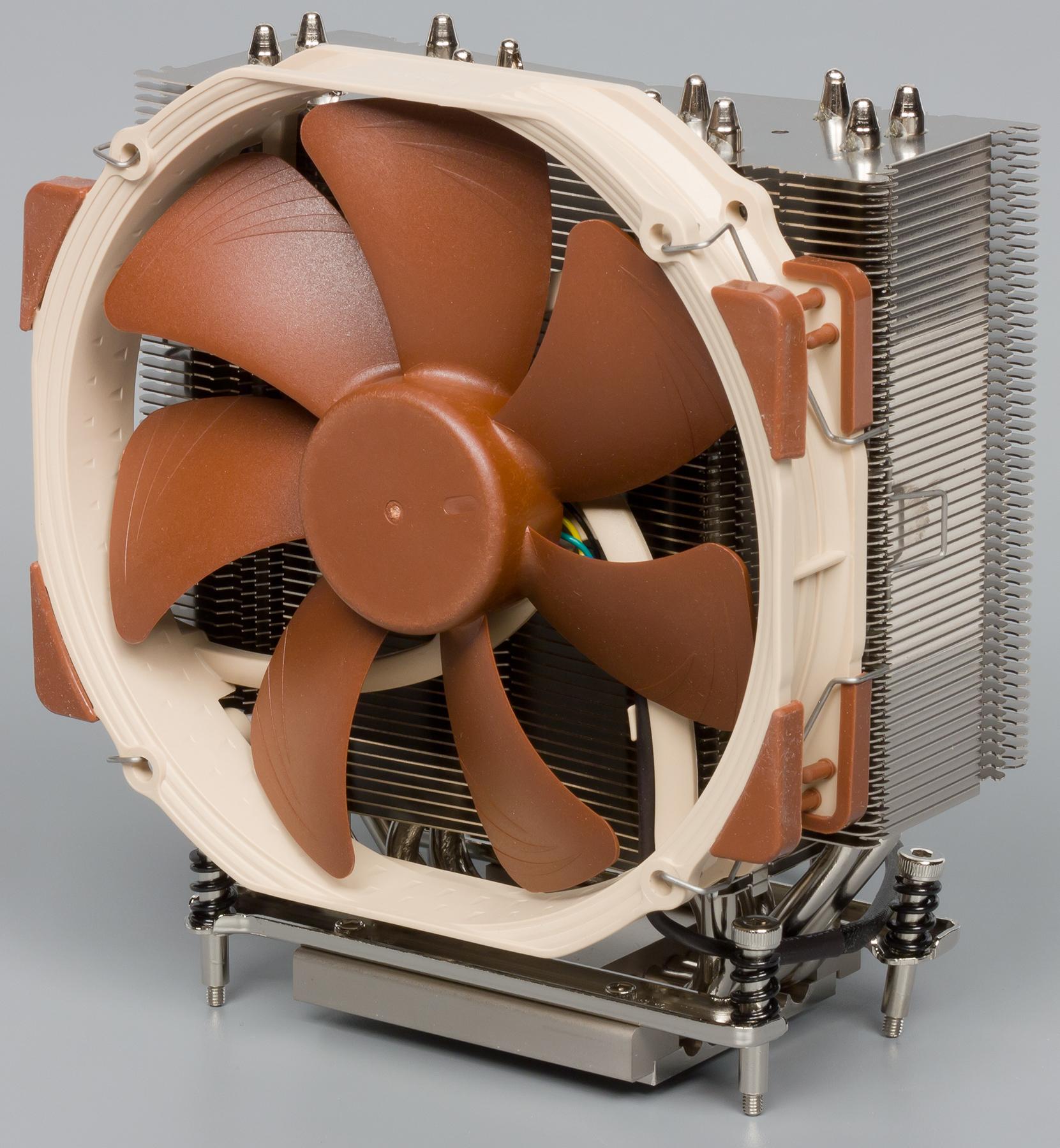Обзор и тест процессорного кулера Noctua NH-C14S — i2HARD