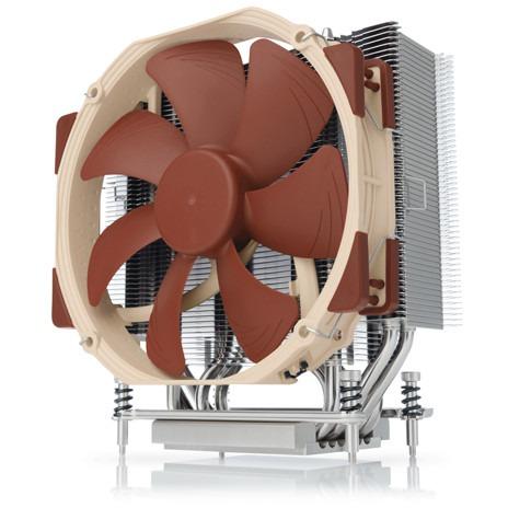 Процессорный охладитель Noctua NH-U14S TR4-SP3: специально для AMD Ryzen Threadripper