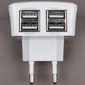 Недорогие зарядные устройства Gmini: три сетевых и одно автомобильное