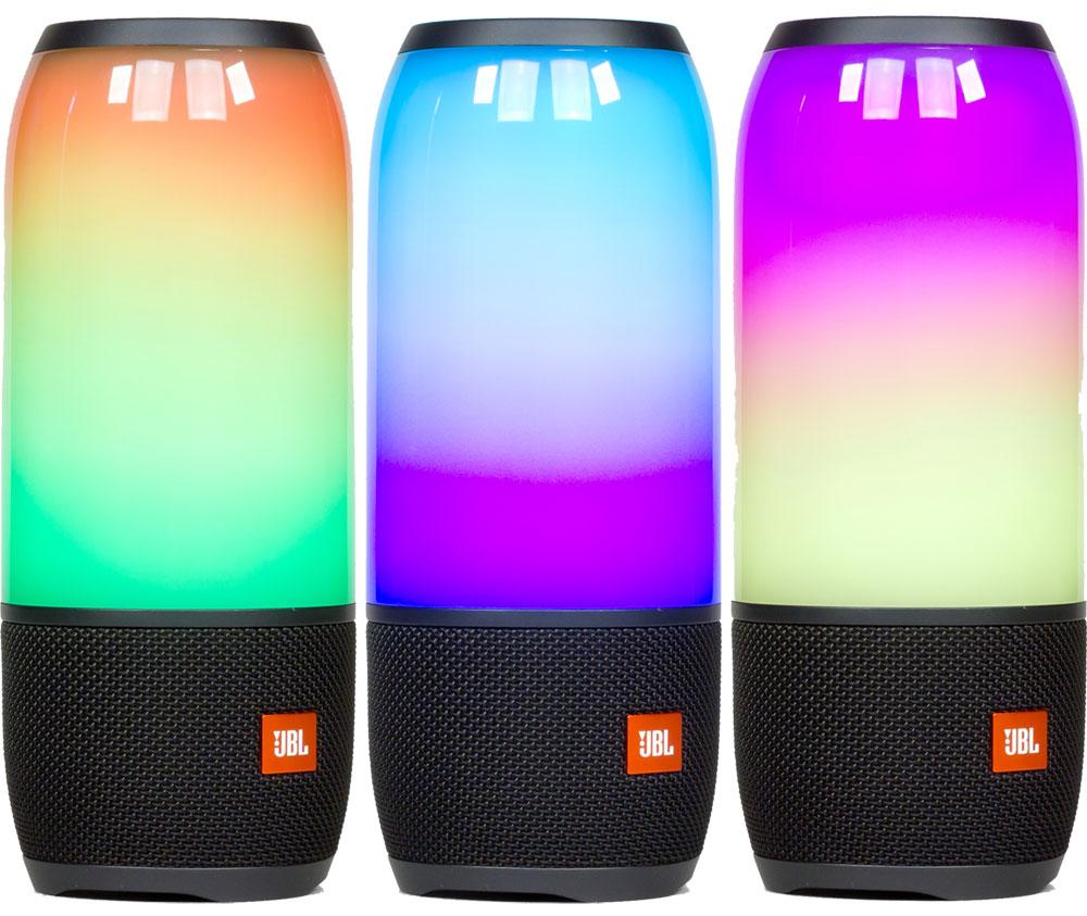 Обзор Bluetooth-колонки JBL Pulse 3: обновленная магия света и звука