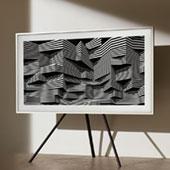 Телевизор Samsung The Frame UE55LS003AUXRU: умная картина на вашей стене