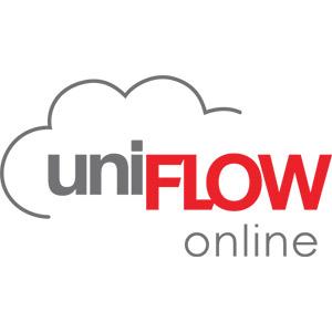 Облачные решения Canon Uniflow Online для управления устройствами печати-сканирования и для контроля за расходами